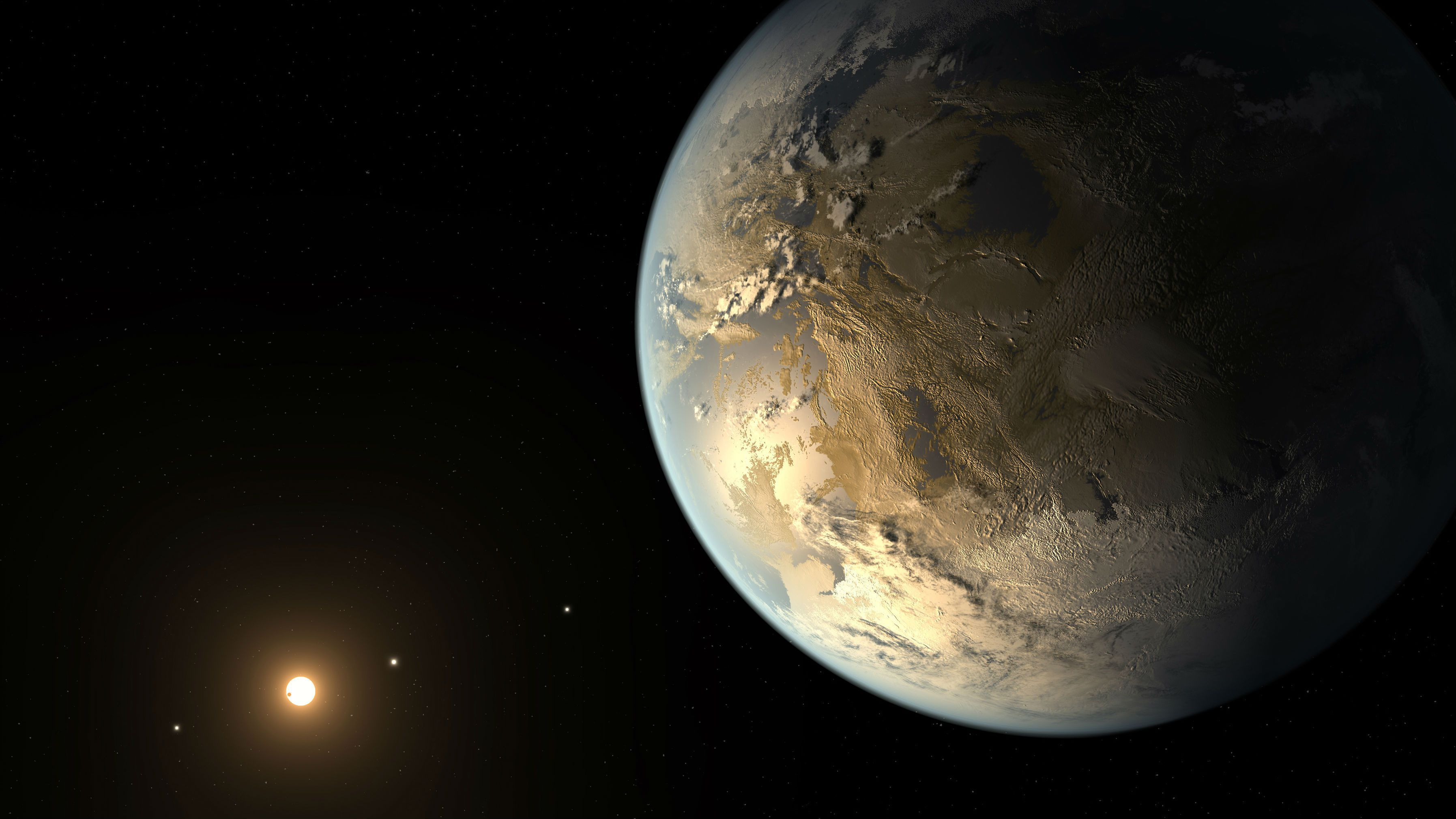 Scientists observe Earth-like planet in search of alien life