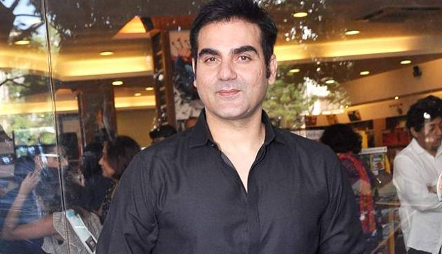 Arbaaz Khan shoots at White House for his next film