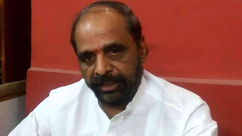 Home Affairs Hansraj Gangaram Ahir