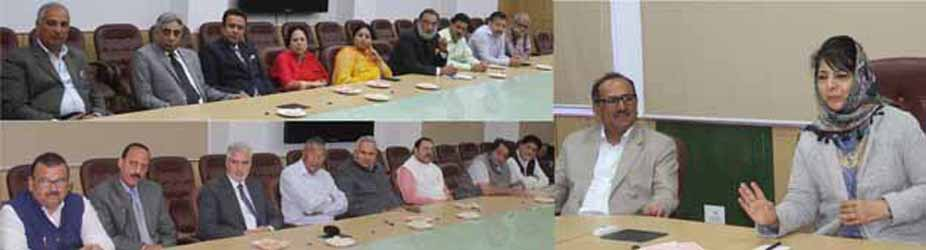 CM chairs Council of Ministers meeting