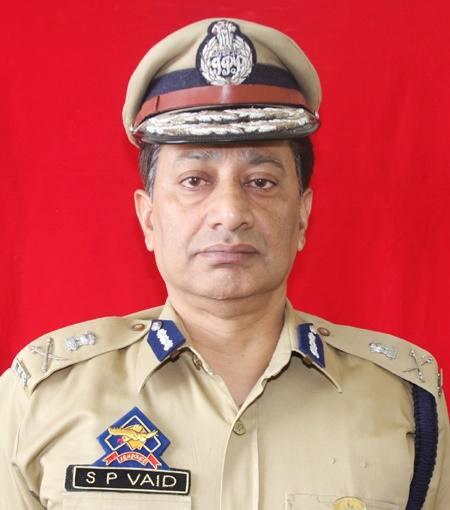 Newly-appointed J&K DGP apprises MoS, PMO of situation in State