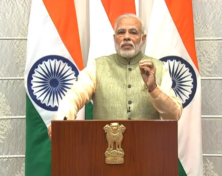 125 cr citizens proved that truth, honesty is important despite inconveniences of demoetization: PM