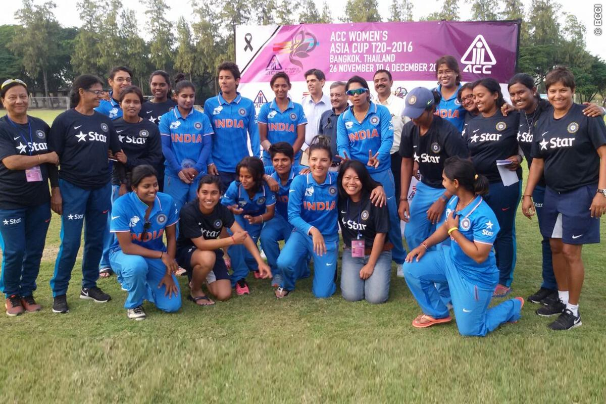 Indian women bowl out Nepal for lowest total, win by 99 runs