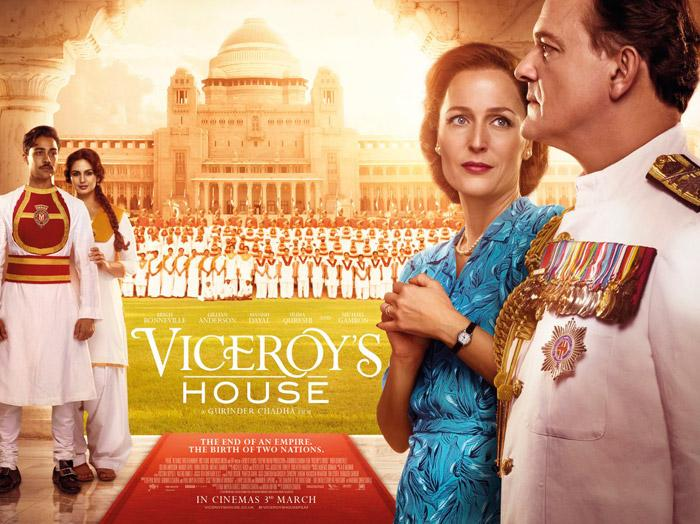 Chadha's 'Viceroy's House' to release in India on March 3