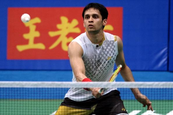 Kashyap lose in semifinals at Korea Open