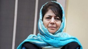 Implementing agenda of alliance only solution to woes: Mehbooba