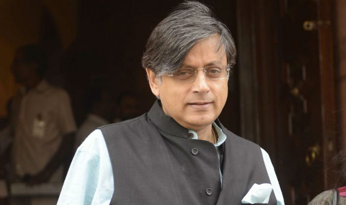 Tharoor's house burgled