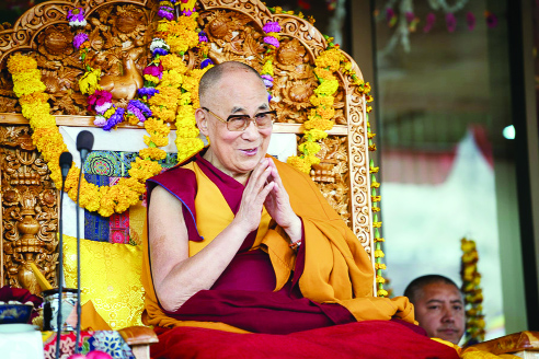 India, China relations like US-North Korea ties: Dalai Lama