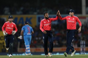 India score 144/8 in second T20I against England