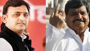 Shivpal meets Akhilesh as patch-up efforts gain pace