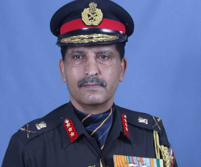 Lt Gen Saini takes over as Commander of Rising Star Corps