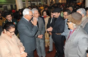 Governor hosts Republic Day 'At Home
