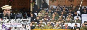68th Republic Day celebrated across Kashmir  Div Com unfurls tricolour in Srinagar