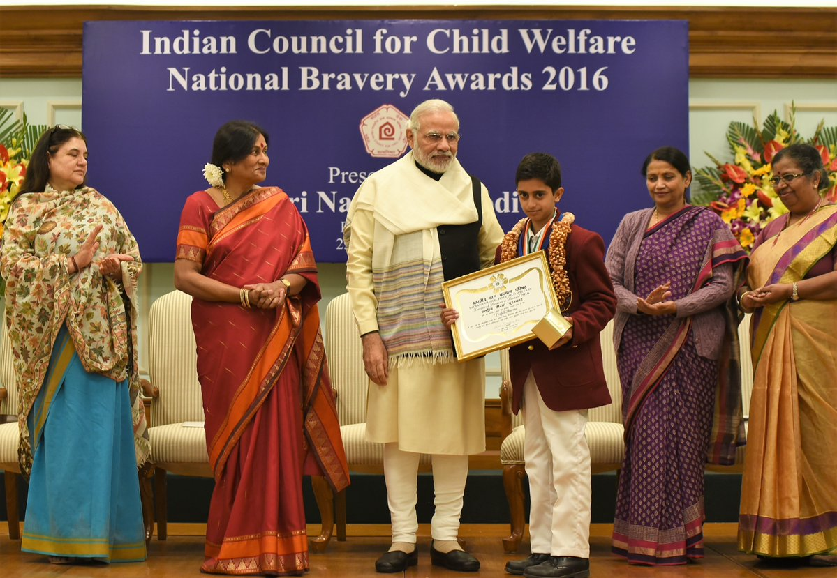 national bravery award The 13 year old mansha n, from nagaland, recieved the national bravery award for saving her two siblings, 3 year old meribeni and 6 year old chumben, from being .