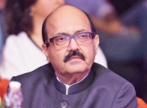 'Akhilesh supporter' issuing death threats to me: Amar Singh