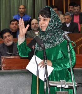 Will make J&K bridge of faith between India, Pak: Mehbooba