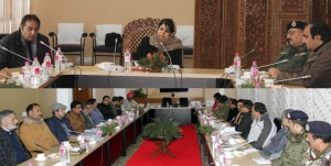 Chief Minister reviews post-snowfall situation in Kashmir