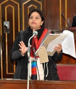 Poonch Master Plan to be revisited: Priya Sethi