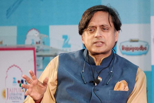 Nothing to hide over Sunanda's death: Shashi Tharoor