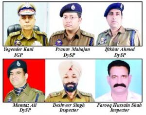 49 JKP officers get Prez Medals