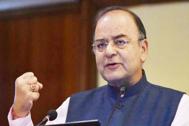 UPA Govt indulged in discretionary allocations: Jaitley