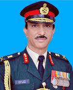 Lt Gen Sarin gets PVSM