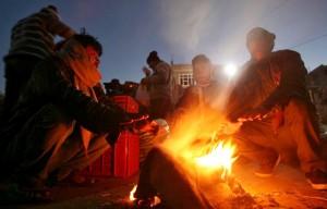Jammu witnesses coldest night, minimum at 3.7 C