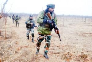 LeT militant killed, CRPF officer injured