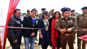 Building infrastructure must for enhancing capabilities of JKP: DGP