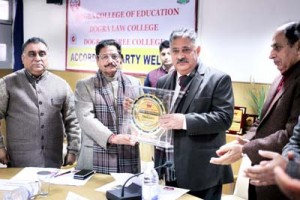 DET organises Principals Conference on 'Challenges Confronting School Heads in present era'