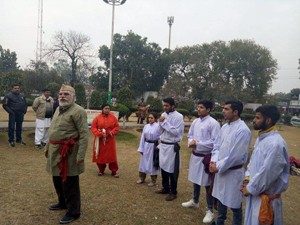 ESRM presents 'Jago  Bandhu Jago Bhaiya'