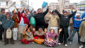JWAM holds protest, demands  roll back of hike in ration rates