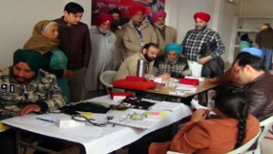 HoD Cardiology, team examine 300 patients at Gurudwars