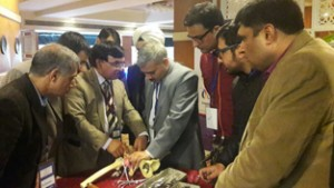 Workshop on latest techniques  of fractures mgmt held