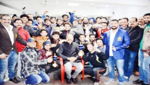 Yudhvir Sethi inaugurates Power Lifting C'ship