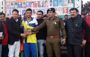 Sabhi Cricket Club Hoshiarpur enters Police Martyrs T20 finals