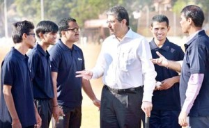 Kotak Mahindra Bank supports cause of cricket for visually challenged