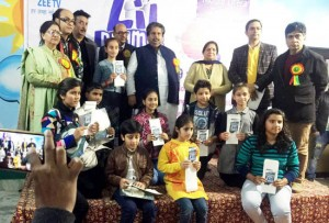 Mount Litera Zee School holds auditions for SaReGaMaPa Little Champs