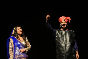 'Kaliveer' in Dogri concludes Samooh Theatre's play fest