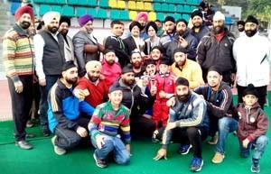 Khalsa Club lifts Baba Fateh Singh Memorial Hockey title