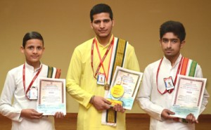 Shrine Board Gurukul students shine