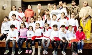 JU's Children Theatre Workshop concludes