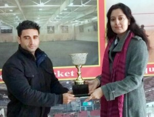 KC Sports Club coach wins Body Building Contest