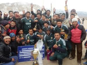 Fila Thiksay wins Akbar Ladakhi T20 Cup