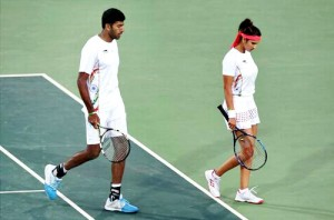 Sania, Bopanna move to Australian Open 2nd with partners