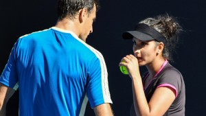 Sania, Bopanna to clash for semis spot in mixed doubles