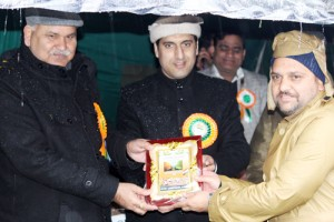 Projector Operator of DIC Ramban awarded on R-Day