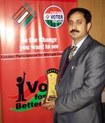 ERO Doda conferred State award