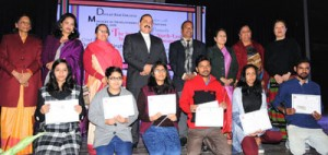 Northeast to develop as favourite  'youth destination': Dr Jitendra