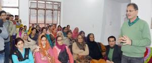 Speaker convenes public grievances redressal camp